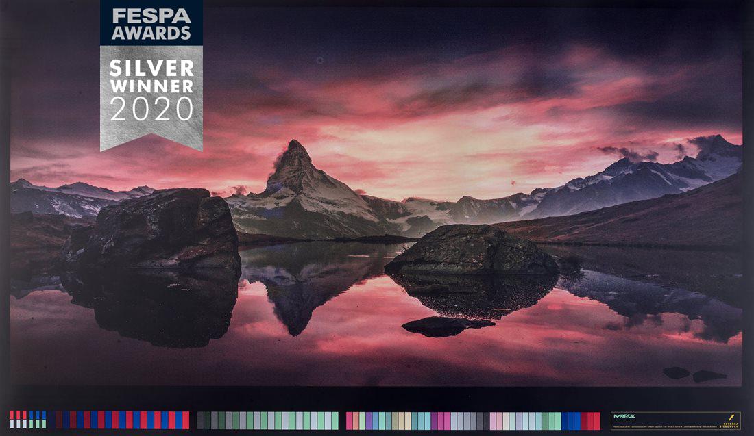 Peterka Siebdruck Fespa Award